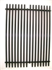 Single Black Porcelain Coated Top Cooking Grate