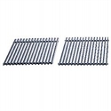 Black Porcelain Coated Grates