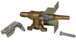 Natural Gas Grill gas valve assembly