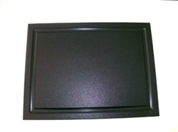 Black Cutting Board