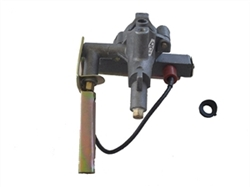 Mountain Top Gas Valve Assembly