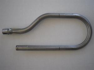 BURNER TUBE - Stainless Stl MTN Top Curved Pipe Burner